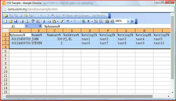 How to Export Gmail Contacts in csv File in ISMS