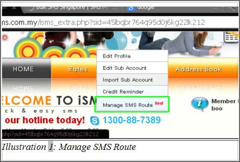Bulk SMS Malaysia | Manage SMS Route - lowest price & most reliable