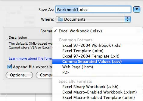 how to include end notes ms word 2008 mac