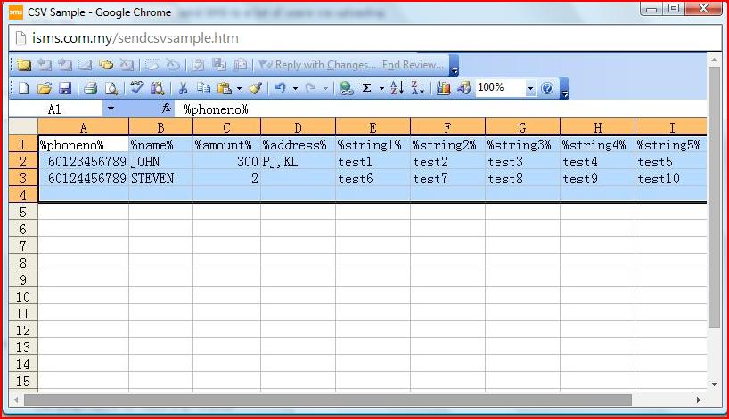 iSMS Malaysia - How to Export Gmail Contact into CSV Online SMS